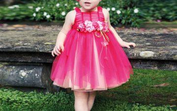 Красивые детские платья от рождения до 5 лет