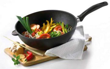 Советы хозяйкам при выборе сковороды