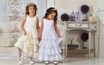 Как выбрать платье для девочки к празднику