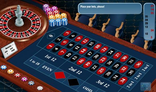 казино играть онлайн рулетка